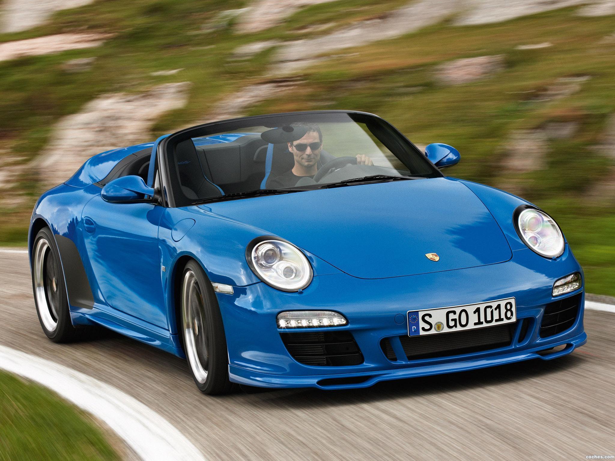 Foto 0 de Porsche 911 Speedster 2010