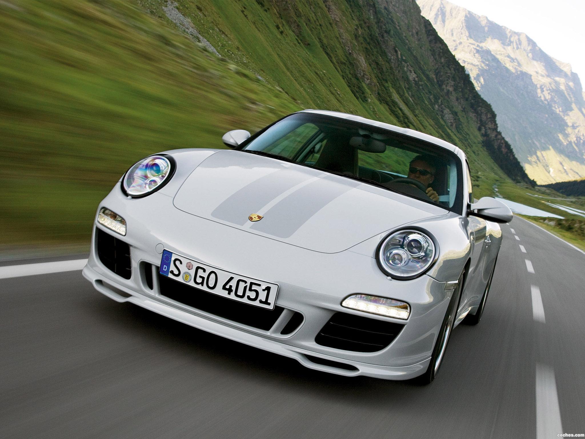 Foto 0 de Porsche 911 Sport Classic 2009