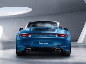 Ver foto 16 de Porsche 911 Targa 4 991 2014
