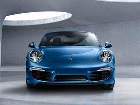 Ver foto 15 de Porsche 911 Targa 4 991 2014