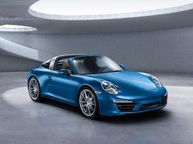 Ver foto 14 de Porsche 911 Targa 4 991 2014