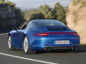 Ver foto 11 de Porsche 911 Targa 4 991 2014