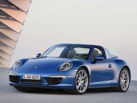 Ver foto 10 de Porsche 911 Targa 4 991 2014