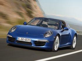 Ver foto 9 de Porsche 911 Targa 4 991 2014