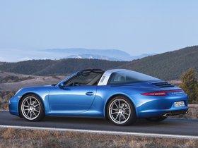 Ver foto 7 de Porsche 911 Targa 4 991 2014