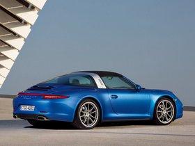 Ver foto 5 de Porsche 911 Targa 4 991 2014