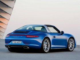 Ver foto 4 de Porsche 911 Targa 4 991 2014