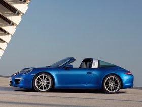 Ver foto 3 de Porsche 911 Targa 4 991 2014