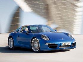 Ver foto 2 de Porsche 911 Targa 4 991 2014
