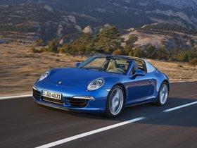 Ver foto 1 de Porsche 911 Targa 4 991 2014