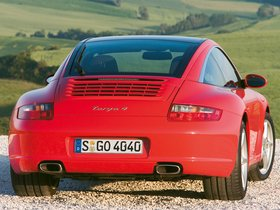 Ver foto 6 de Porsche 911 Targa 4 997 2007