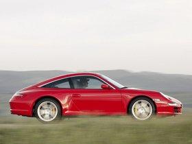 Ver foto 10 de Porsche 911 Targa 4 997 2007