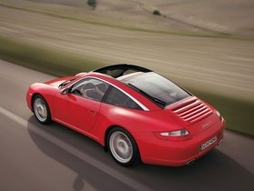 Ver foto 9 de Porsche 911 Targa 4 997 2007