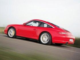 Ver foto 8 de Porsche 911 Targa 4 997 2007