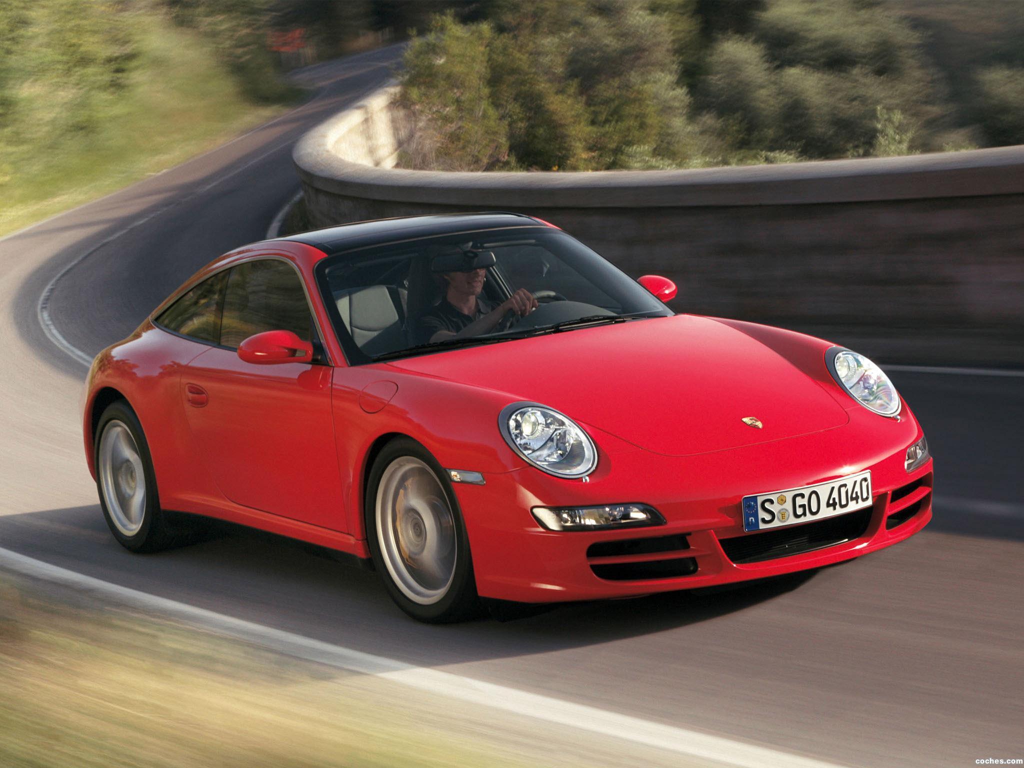 Foto 0 de Porsche 911 Targa 4 997 2007