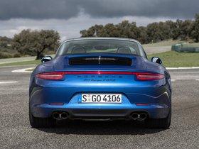 Ver foto 14 de Porsche 911 Targa 4 GTS 991 2015