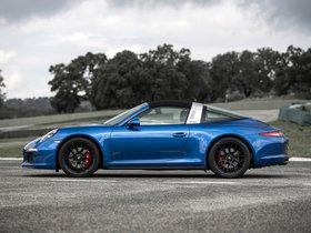 Ver foto 11 de Porsche 911 Targa 4 GTS 991 2015