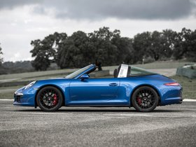 Ver foto 10 de Porsche 911 Targa 4 GTS 991 2015
