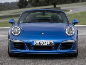 Ver foto 9 de Porsche 911 Targa 4 GTS 991 2015