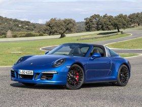 Ver foto 7 de Porsche 911 Targa 4 GTS 991 2015