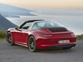 Ver foto 5 de Porsche 911 Targa 4 GTS 991 2015