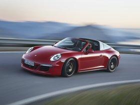Ver foto 1 de Porsche 911 Targa 4 GTS 991 2015