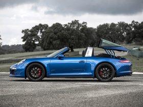 Ver foto 15 de Porsche 911 Targa 4 GTS 991 2015