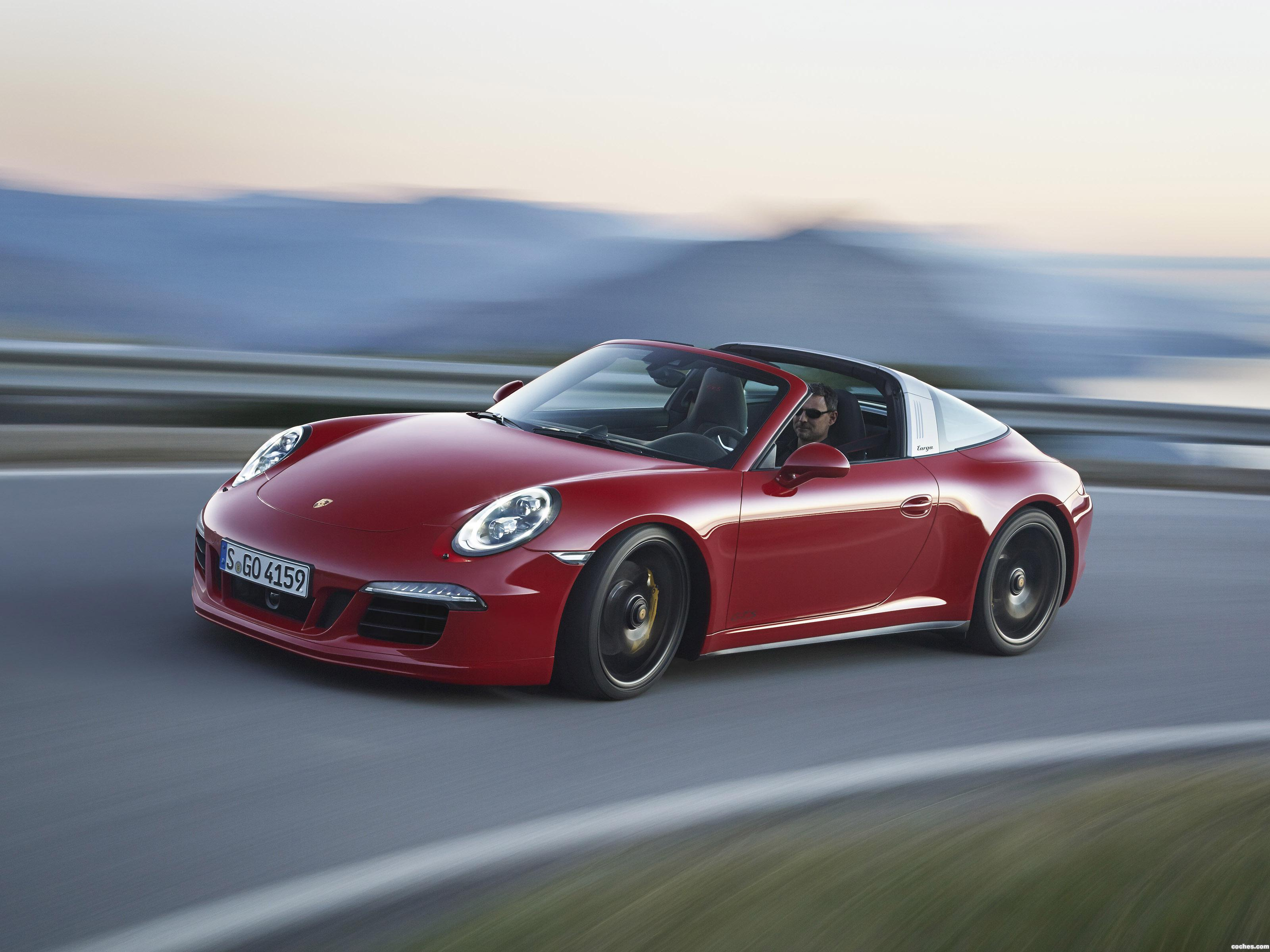 Foto 0 de Porsche 911 Targa 4 GTS 991 2015