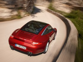 Ver foto 7 de Porsche 911 Targa 4S 997 2008