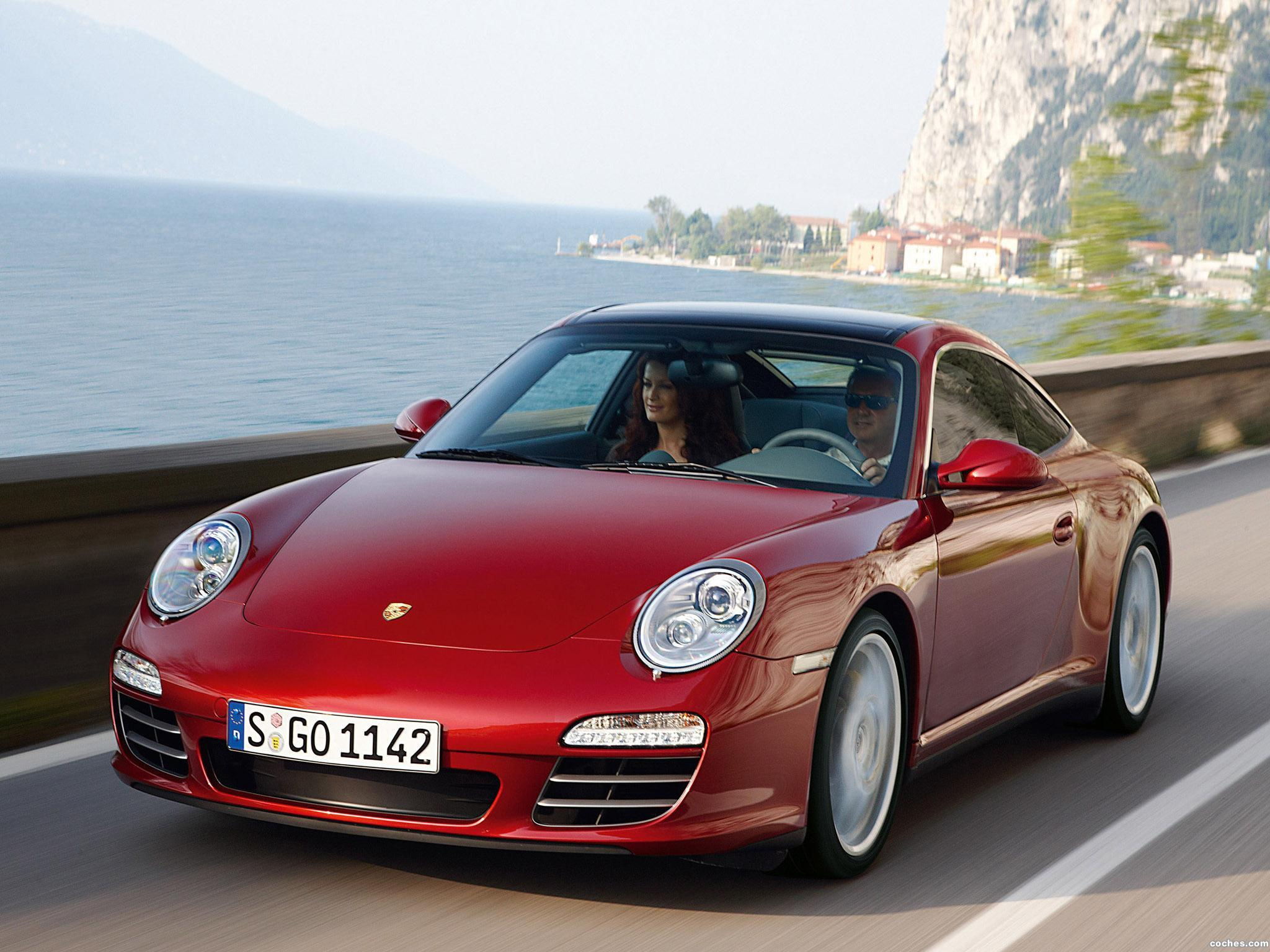 Foto 0 de Porsche 911 Targa 4S 997 2008