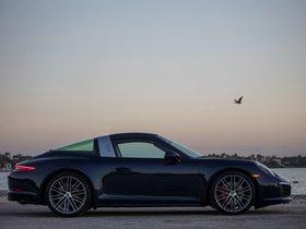 Ver foto 7 de Porsche 911 Targa 4S 991 USA  2016