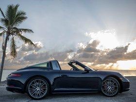 Ver foto 3 de Porsche 911 Targa 4S 991 USA  2016