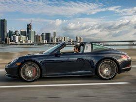 Ver foto 2 de Porsche 911 Targa 4S 991 USA  2016