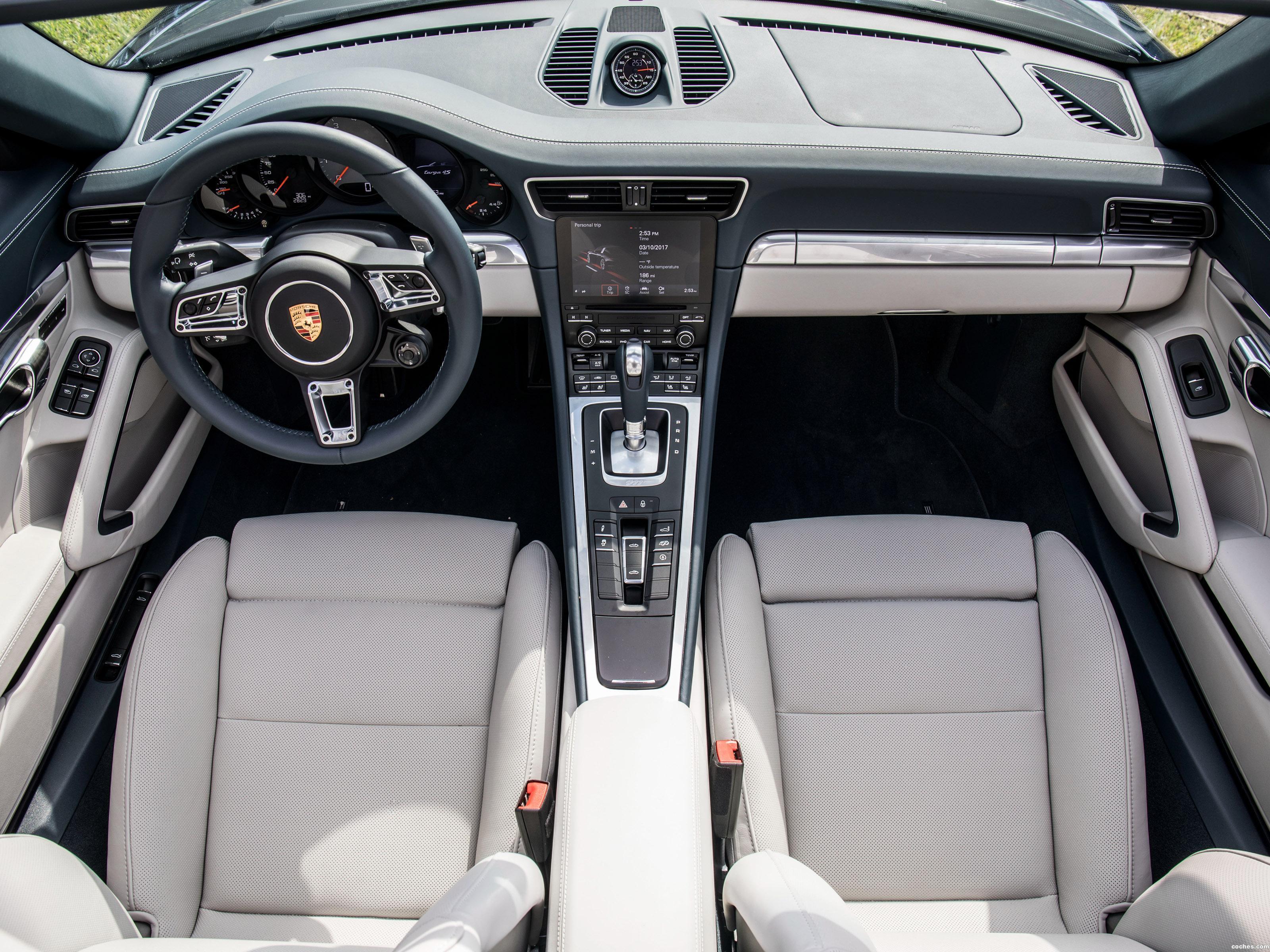 Foto 7 de Porsche 911 Targa 4S 991 USA  2016