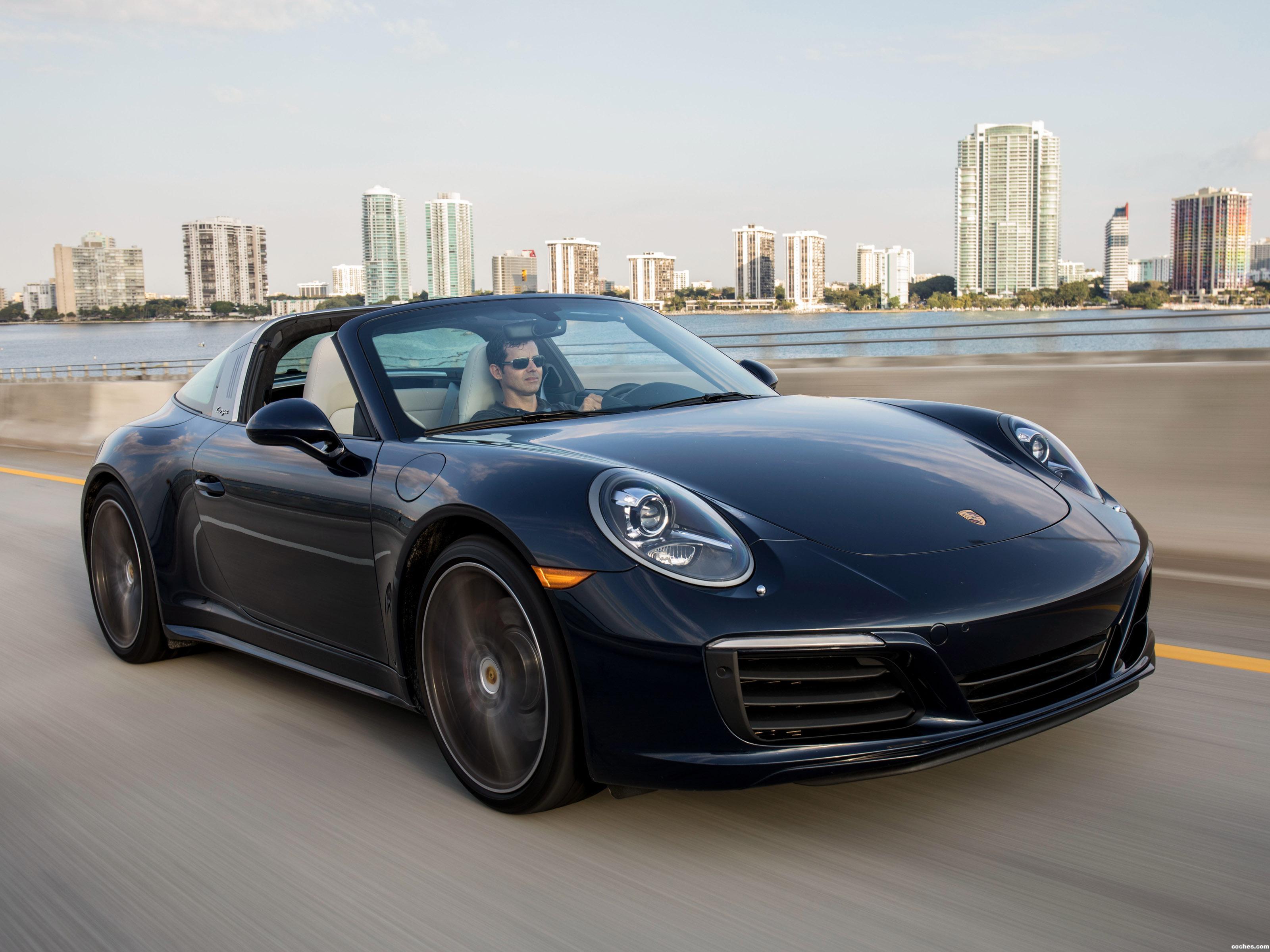 Foto 0 de Porsche 911 Targa 4S 991 USA  2016
