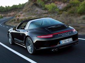 Ver foto 3 de Porsche 911 Targa 4S 991 2014