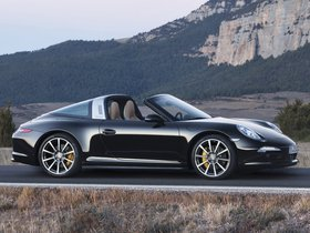 Ver foto 6 de Porsche 911 Targa 4S 991 2014