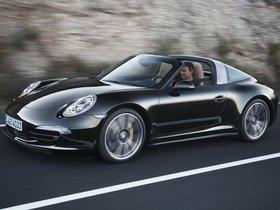 Ver foto 5 de Porsche 911 Targa 4S 991 2014