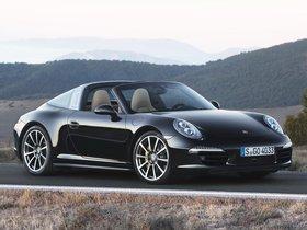 Ver foto 4 de Porsche 911 Targa 4S 991 2014