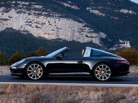 Ver foto 2 de Porsche 911 Targa 4S 991 2014