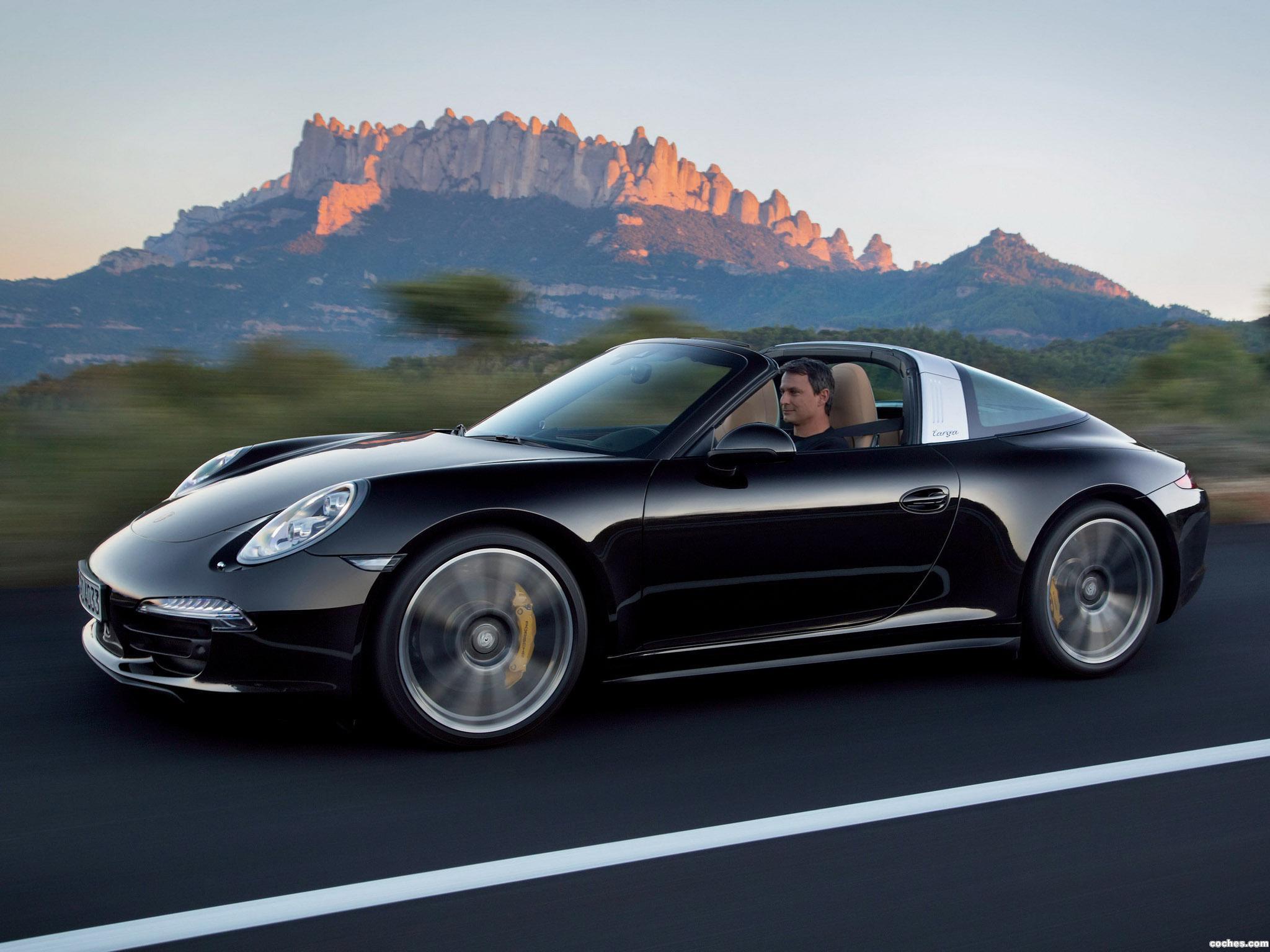 Foto 0 de Porsche 911 Targa 4S 991 2014