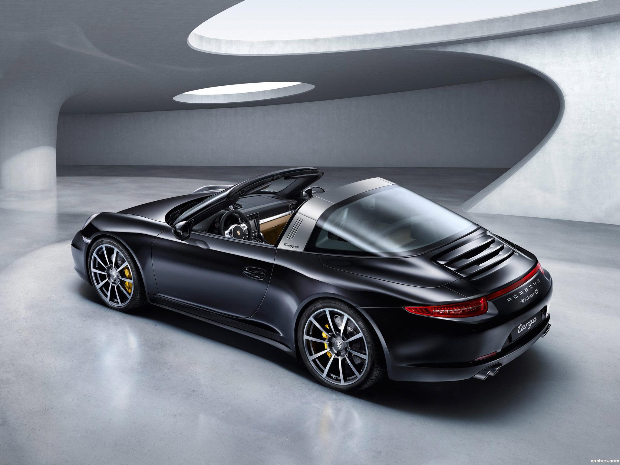 Fotos De Porsche 911 Targa 4s 991 2014 Foto 11