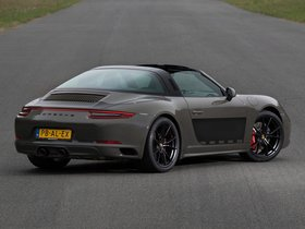 Ver foto 2 de Porsche  911 Targa 4S Exclusive Alex Edition 991  2017