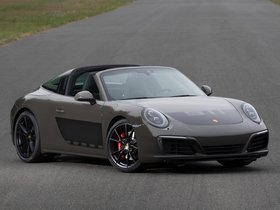 Fotos de Porsche  911 Targa 4S Exclusive Alex Edition 991  2017