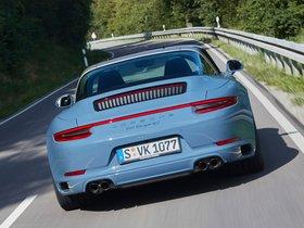 Ver foto 5 de Porsche 911 Targa 4S Exclusive Design Edition 2016
