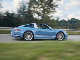 Ver foto 4 de Porsche 911 Targa 4S Exclusive Design Edition 2016