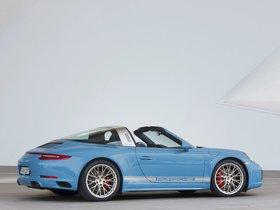 Ver foto 3 de Porsche 911 Targa 4S Exclusive Design Edition 2016