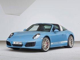 Ver foto 2 de Porsche 911 Targa 4S Exclusive Design Edition 2016