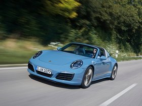Fotos de Porsche 911 Targa 4S Exclusive Design Edition 2016