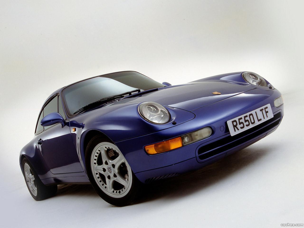 Foto 0 de Porsche 911 Targa 993 1995